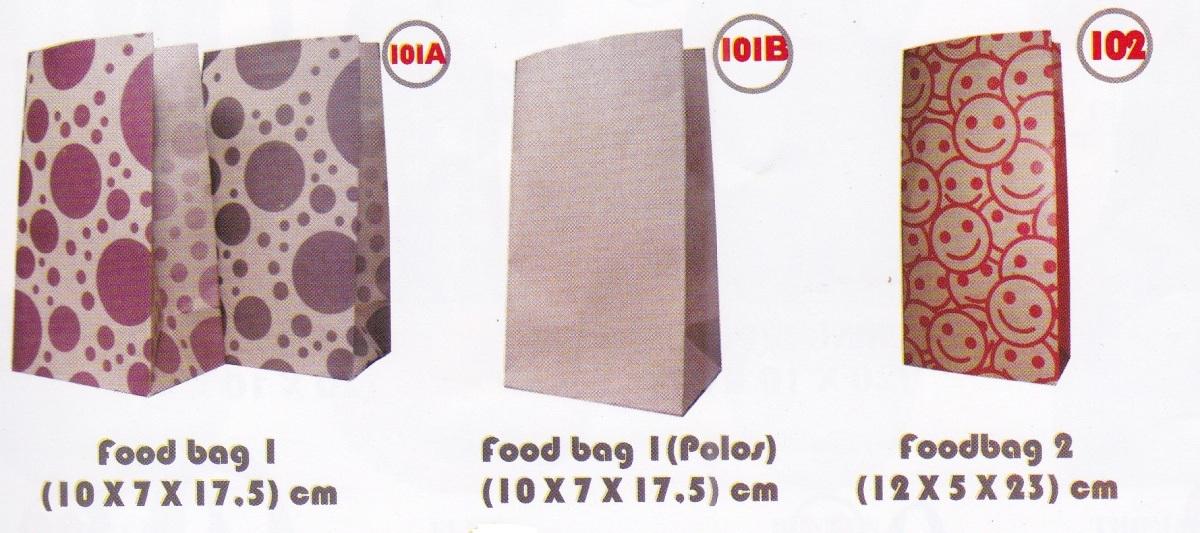 Jual Foodbag/Kemasan Snack