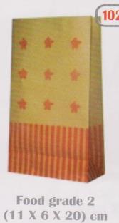 foodbag 2 motif bintang