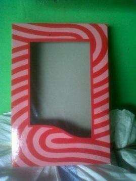 kotak laminasi 6 merah