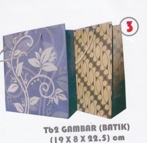 TB 2 19x8x22,5 batik